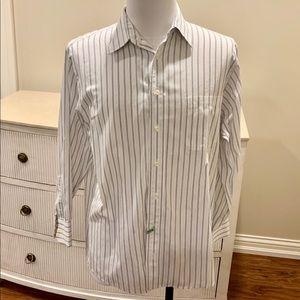 Burberry Men's Cotton Button Down Shirt